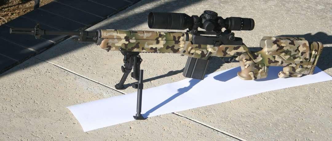 Amazing M14 Precision Stock Jae 100 Ar15com